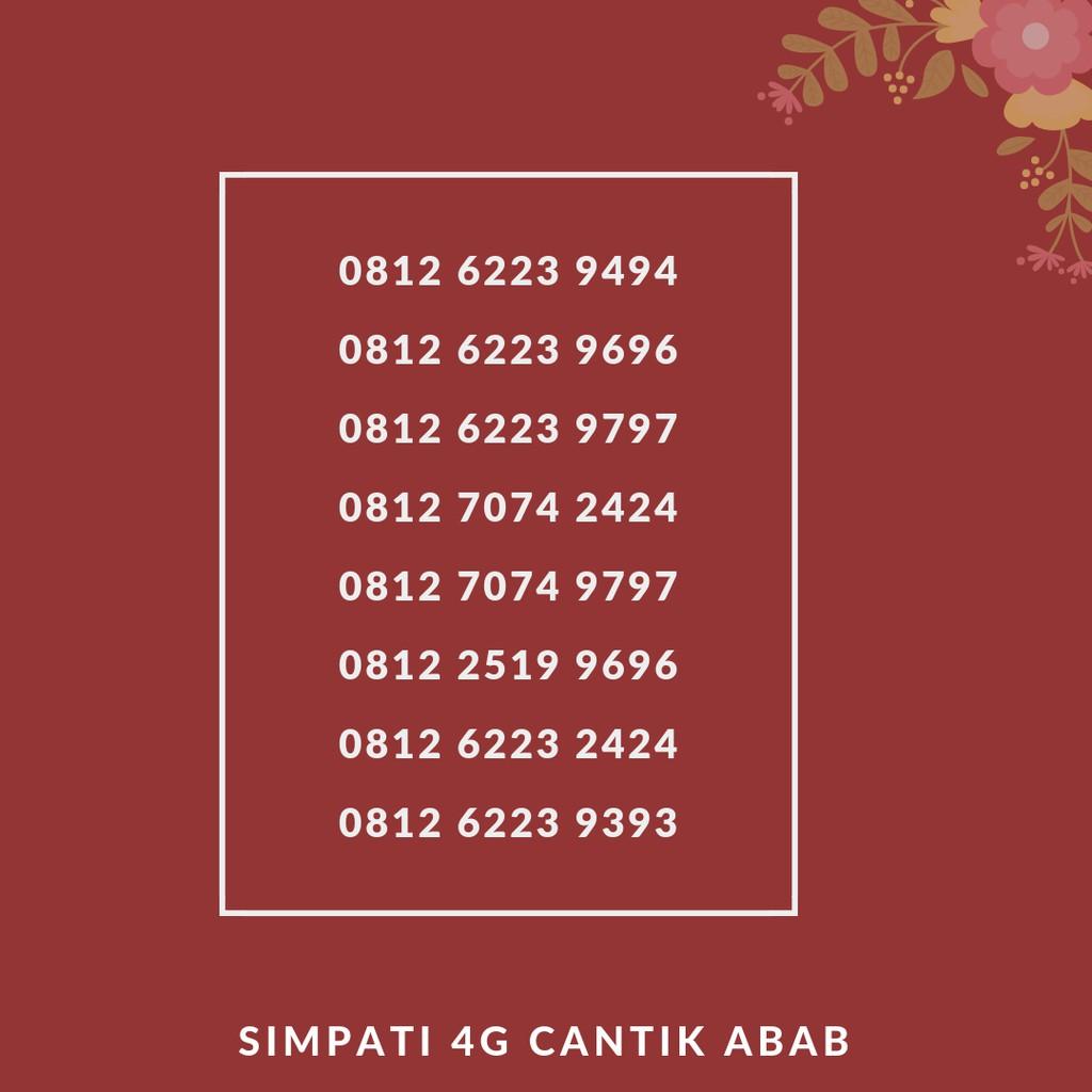 Promo Belanja nomorcantiktelkomsel Online, September 2018   Shopee Indonesia