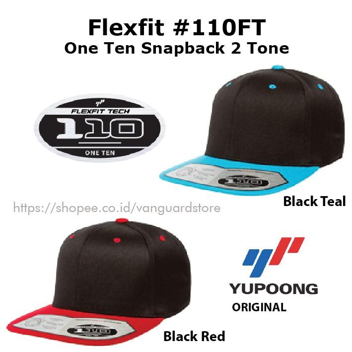 Topi Yupoong Flexfit 6245PT Peached Cotton Twill Dad Cap ORIGINAL ... 55c35181d8