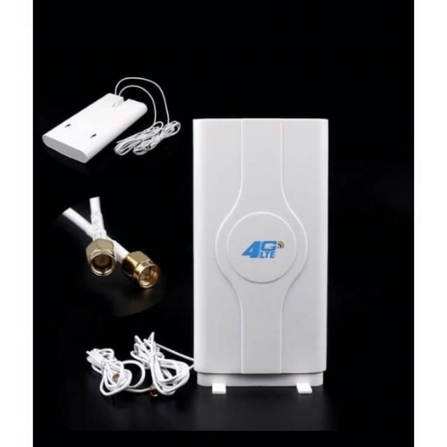Antena Telkomsel Orbit Star dan Orbit Max Perkuat Sinyal Original