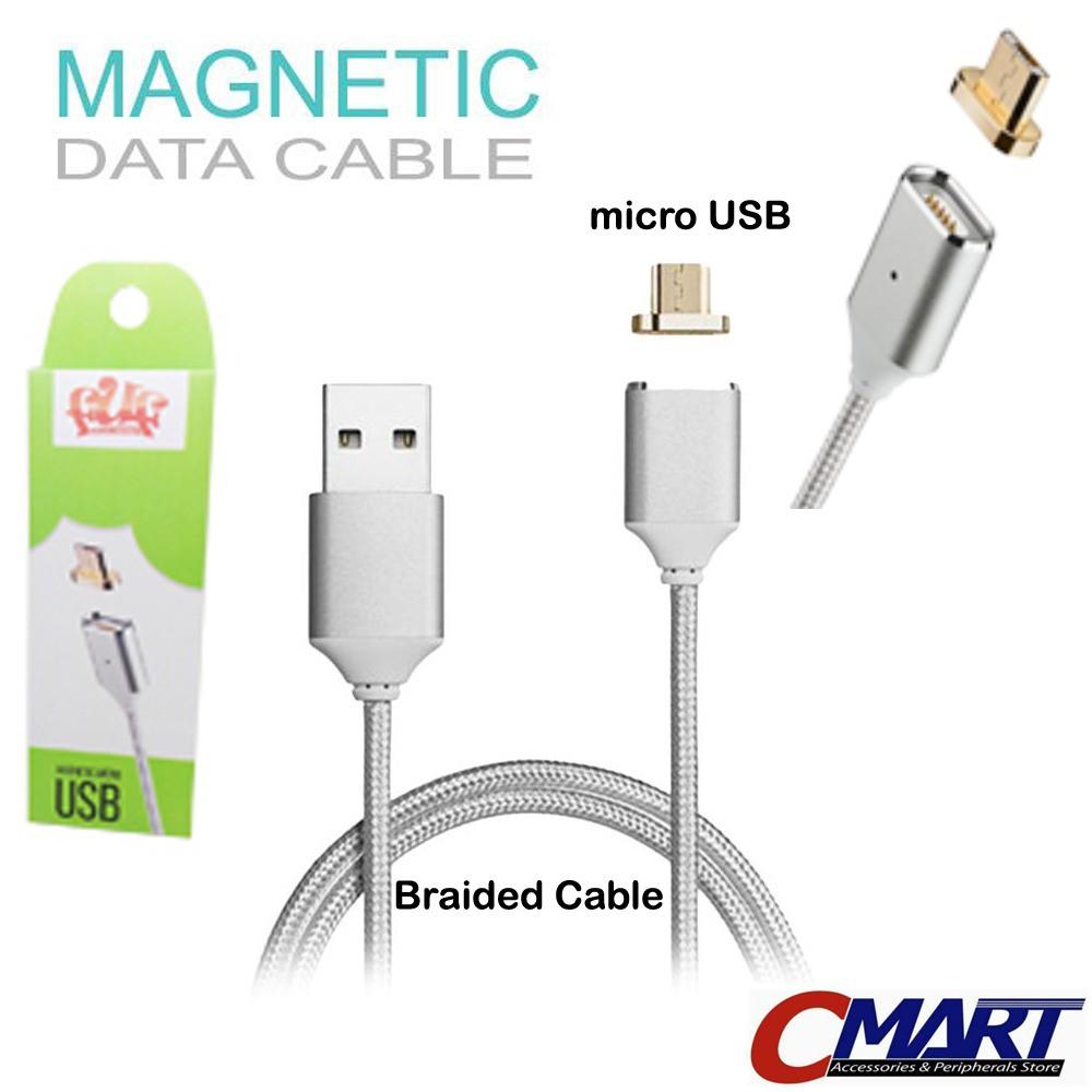 Kabel Konektor Charger Micro Usb Type C 1m Bahan Nilon Kepang Orico Mcu 20 To Cable 2 M Hitam Shopee Indonesia