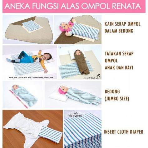 ALAS OMPOL BABY OZ 1 LUSIN Terlaris.,.!# | Shopee Indonesia