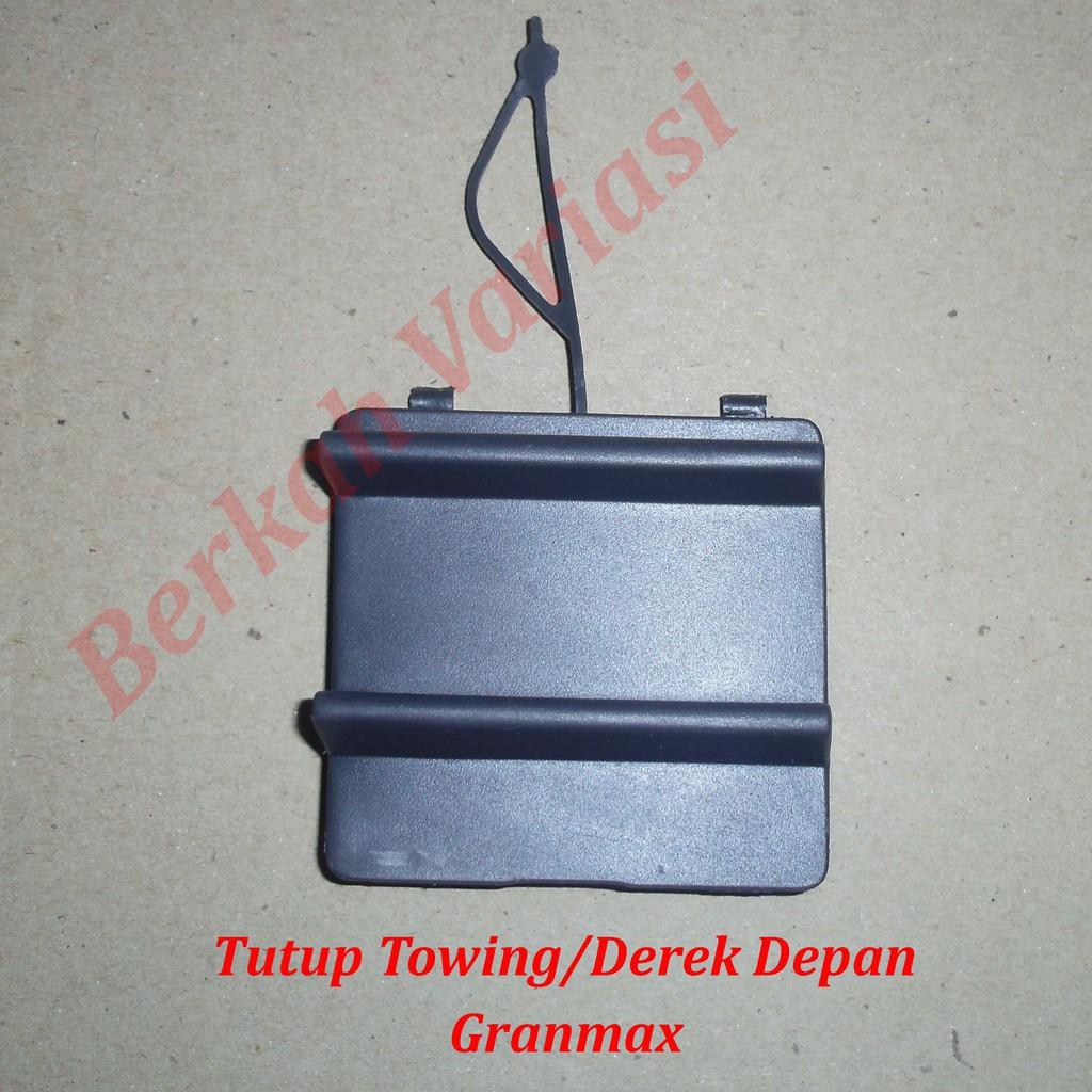 Tutup Derek Depan Daihatsu Granmax Towing Cover Bumper Avanza Veloz Shopee Indonesia