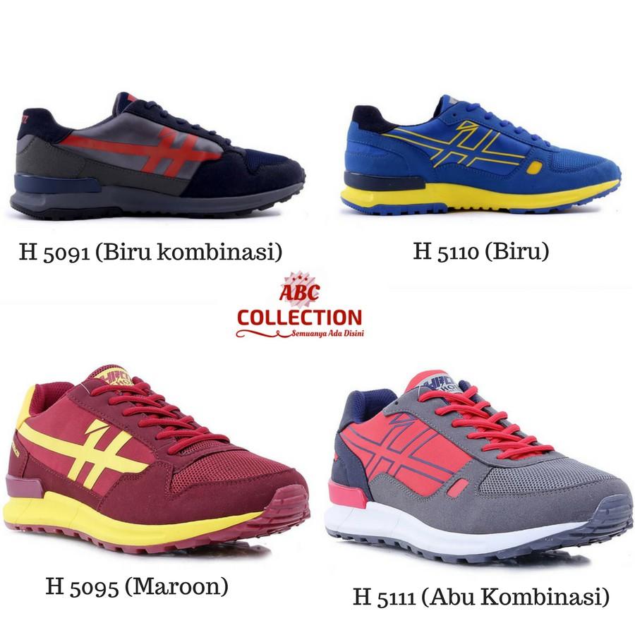 Sepatu Lari Pria Running Shoes Men Original Catenzo At 074 Blue Olahraga Sneakers Red Bandung Ori Shopee Indonesia