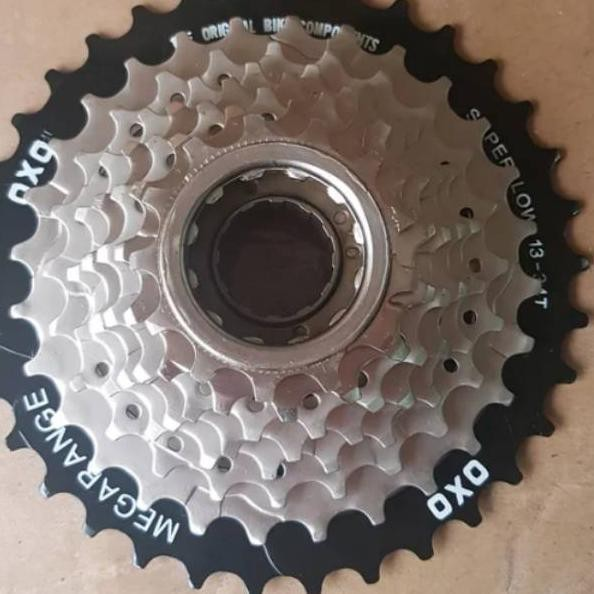 Gear Freewheel Oxo 8 speed 13-34T Drat Ulir (ART. N257)