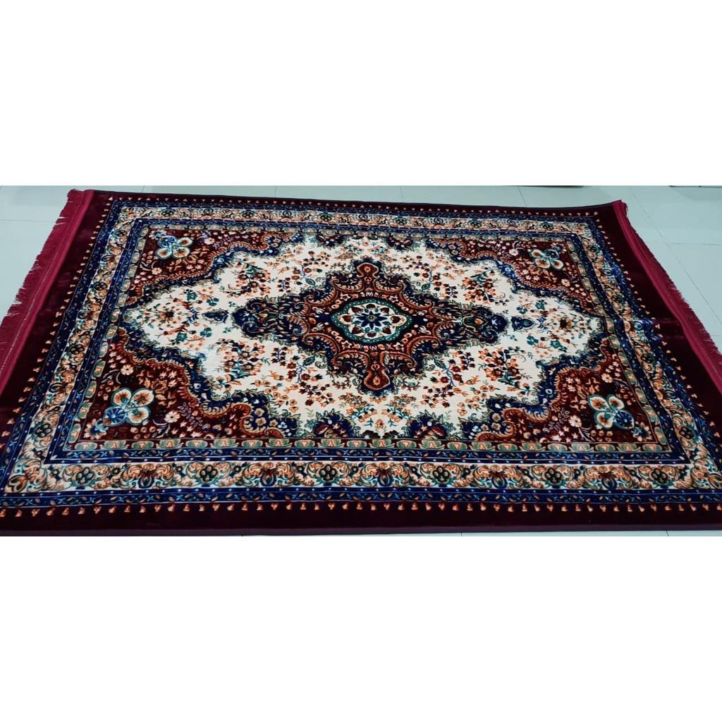Harga Promo Karpet Cendol Doff Ukuran 150x200 Paling Termurah Comport Carpet Mercy Cla200 2 Pintu Premium 2cm Shopee Indonesia