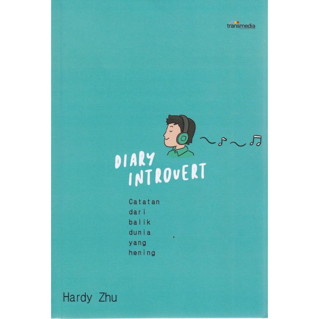 diary introvert shopee