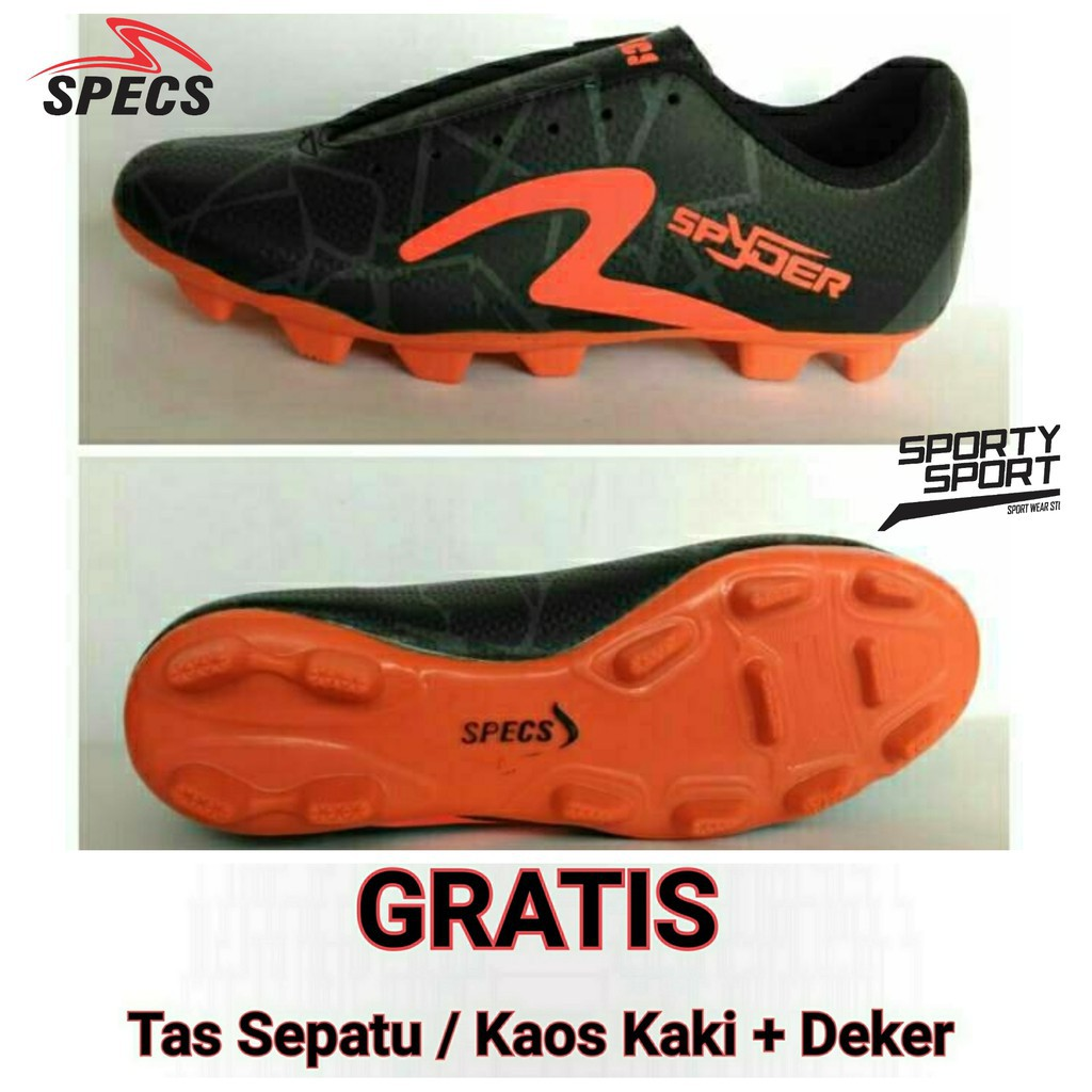 (GRATIS TAS KAOS KAKI DEKER) Sepatu Sepak Bola Nike  63bbb15701