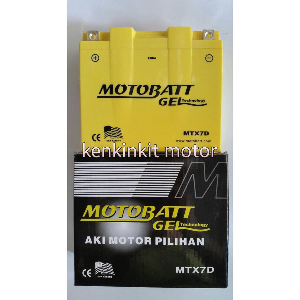 PROMO | DISKON AKI kering Tiger/Scorpio/Nouvo MOTOBATT |  Aki Motor