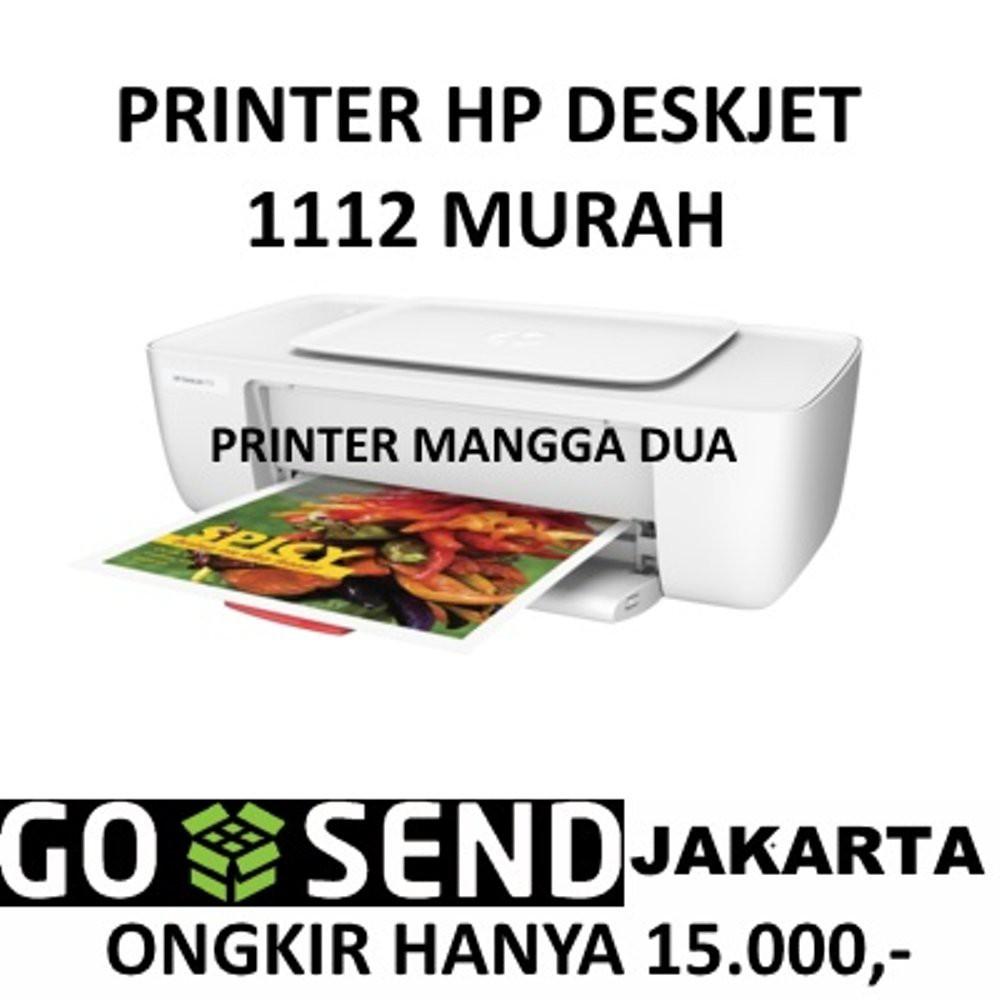 Hp Deskjet 1112 Shopee Indonesia Printer