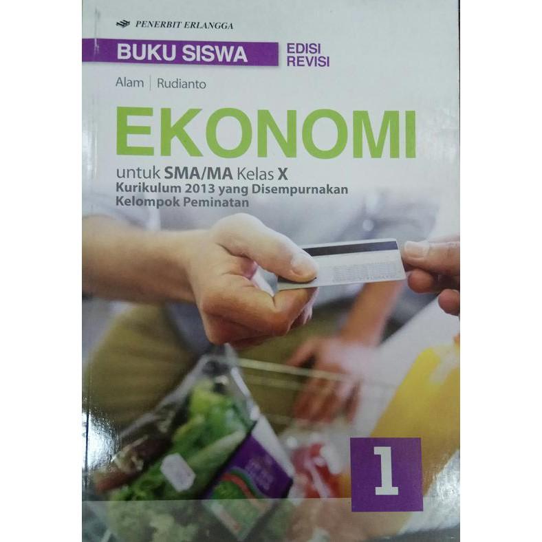 Buku Siswa Ekonomi Sma Ma Kelas 10 Kelompok Peminatan Edisi Revisi Shopee Indonesia