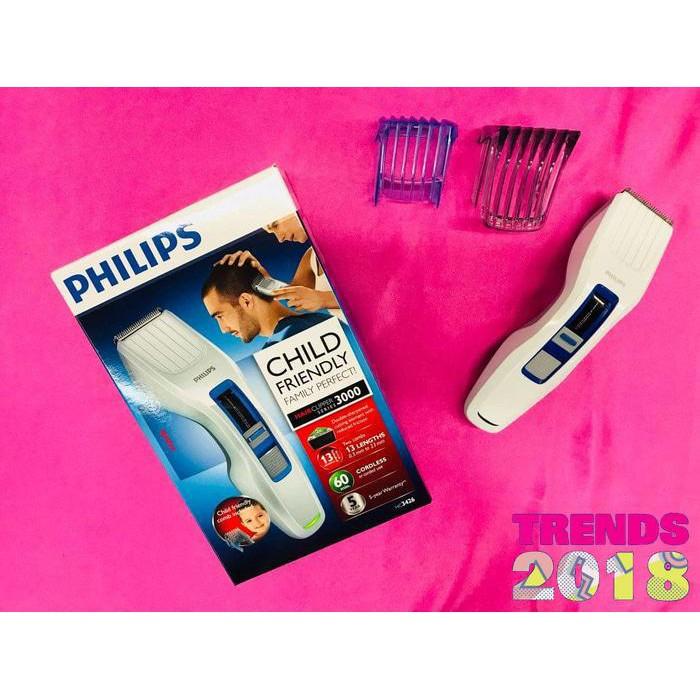 Philips Clipper Hc3426 Pencukur Rambut Alat Potong Rambut Alat Cukur Rambut  Terbaru Murah  3e4f6230a0