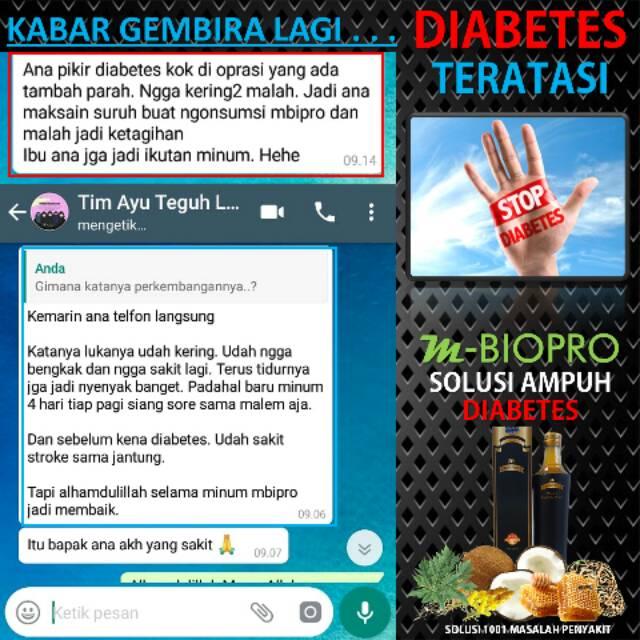 obat manjur penyakit diabetes miletus