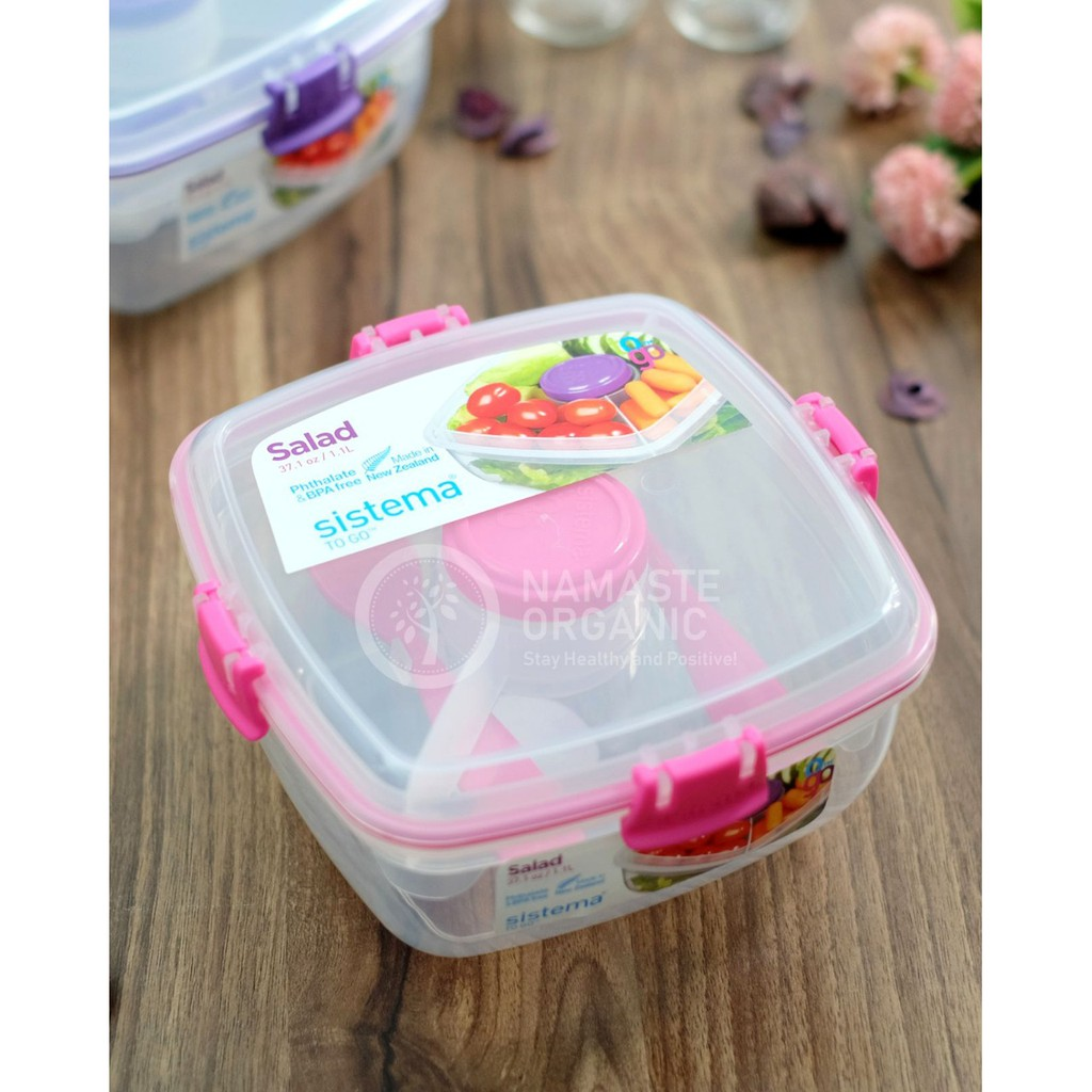 Sistema 2l Lunch Cube Max Pink Shopee Indonesia Hyundae Fixpix Glass Sheet 98 Uv Protection Hpu 89001