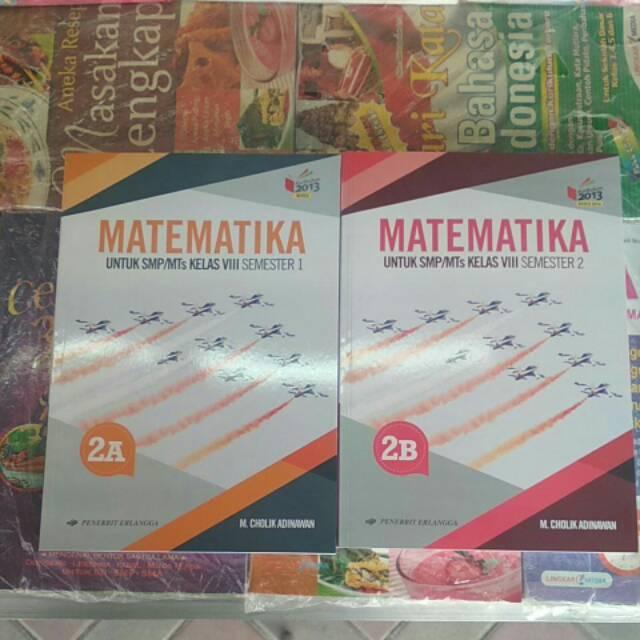Buku Smp Kelas 8 Matematika
