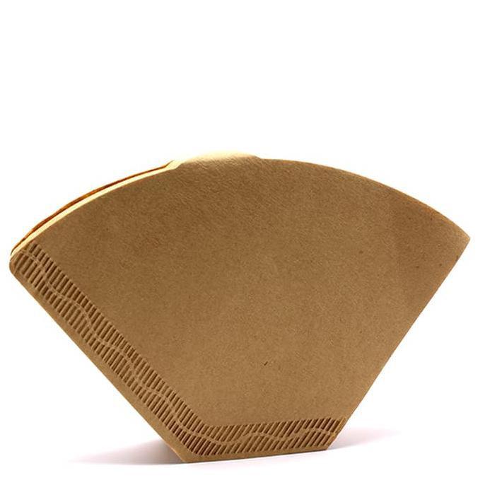 HOT Kertas Filter kopi untuk 101 kopi tangan menuangkan secangkir kopi Drip penyaring kopi 40 buah