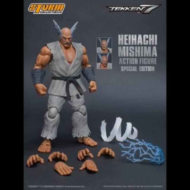 Storm Collectibles Tekken 7 Heihachi Mishima Special Edition Shopee Indonesia
