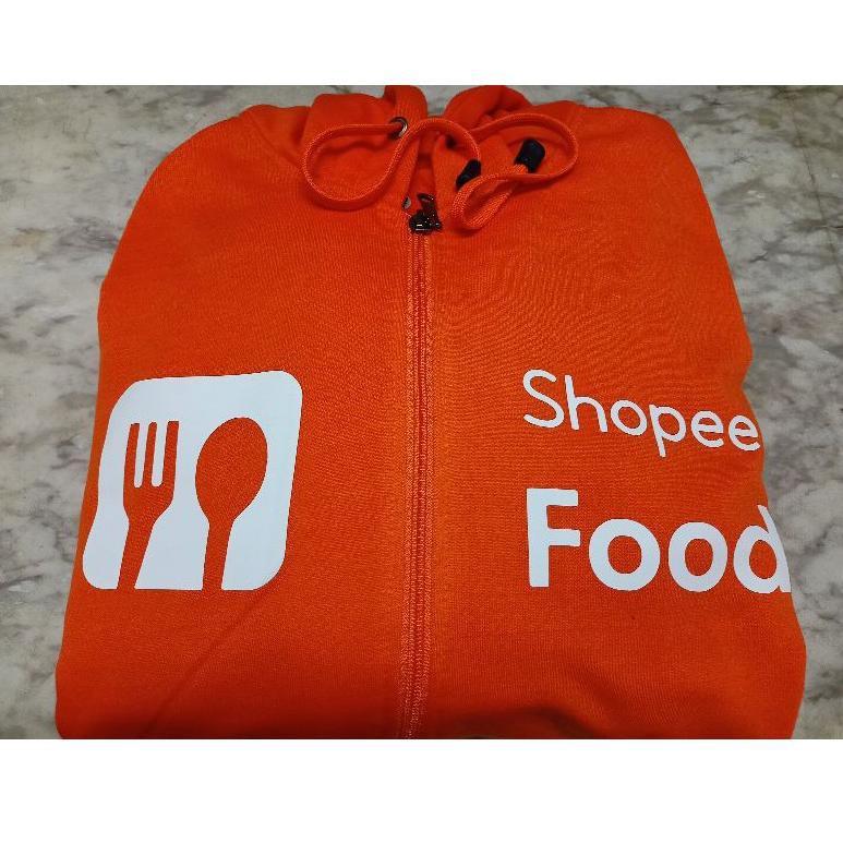 Baru Restok Jaket Distro Zipper Hoodie Food New Jaket Shopeefood Distro :
