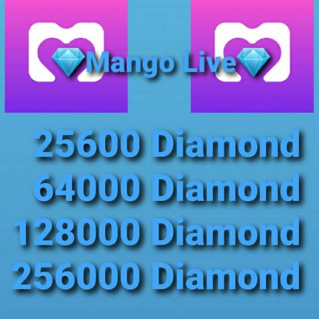 Top Up Mango Live Via id