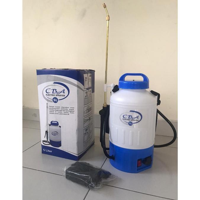 Alat Semprot - Sprayer Elektrik CBA 5 Liter