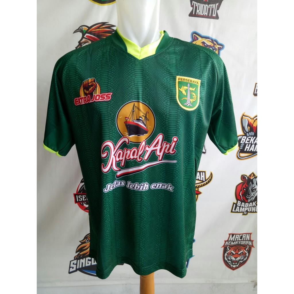 Jersey Persebaya Surabaya 2020 Shopee Liga 1 Indonesia Printing Baju Kaos Persebaya Shopee Indonesia