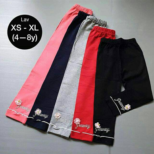 Legging Anak 4 8th Legging Anak Import Korea Lucu Legging Anak Murah Legging Anak Kekinian Shopee Indonesia