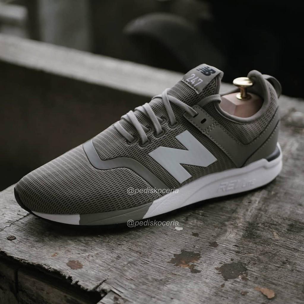 New Balance 247 Decon Pack Grey