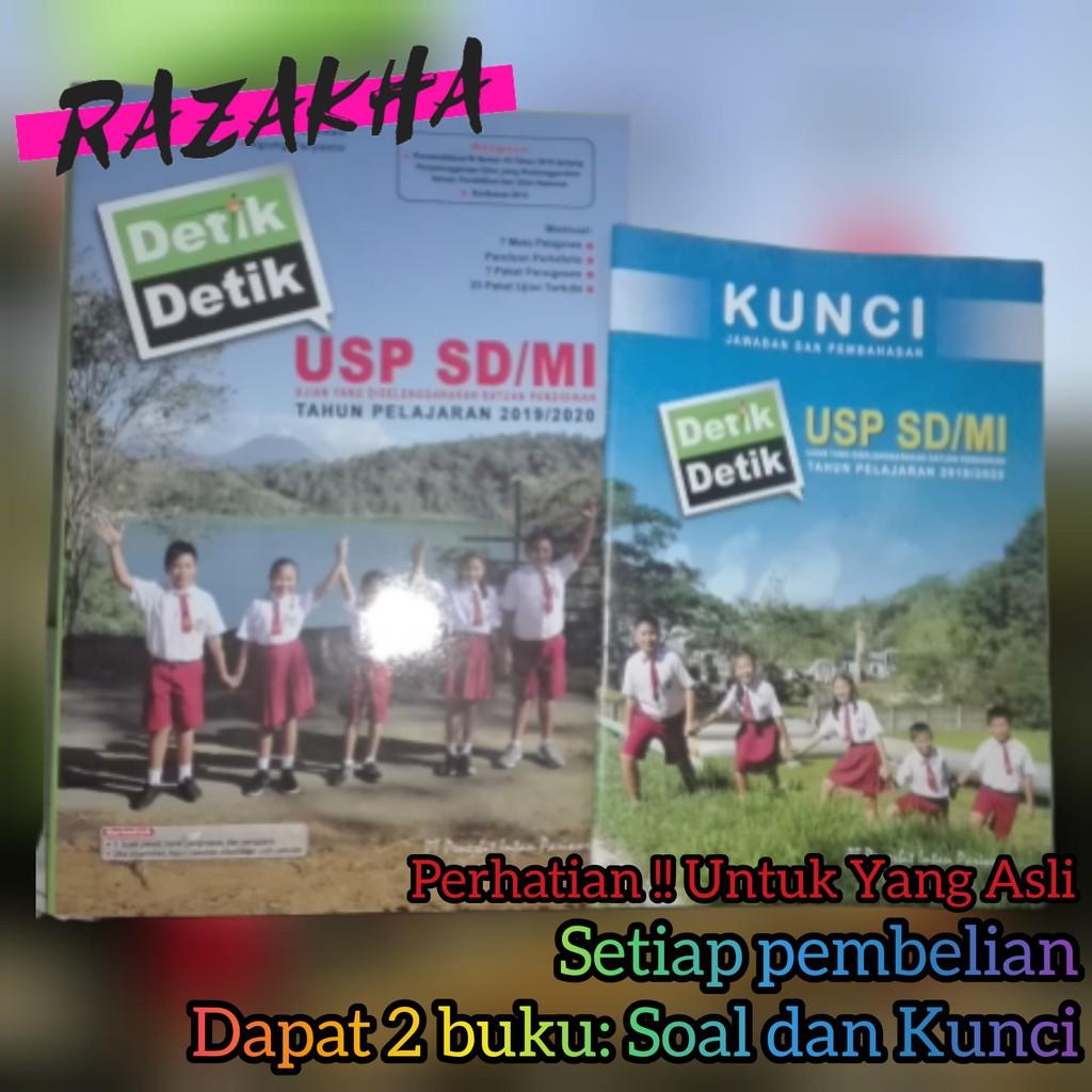 Buku Detik Detik Un Sd Mi 2020 Intan Pariwara Asli 2 Buku Bonus Penghapus Garisan Pensil Shopee Indonesia