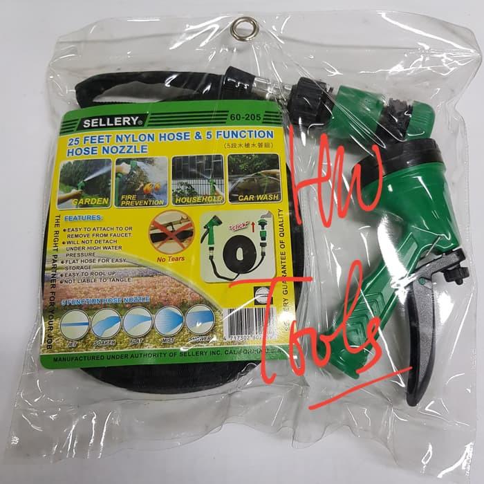 Set Perlengkapan Sistem Irigasi Micro Drip Tanaman Rumah Kaca DIY 5/15/25m Selang Air/Nozzle Dripper | Shopee Indonesia