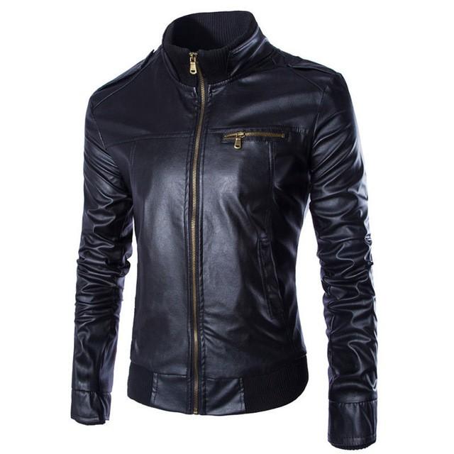 Jaket Pria Kulit Domba Model Juragan Super Premium Kualitas  f2be7edb44