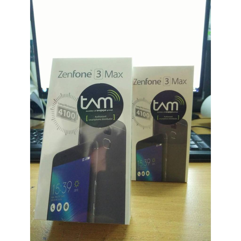 Asus Zenfone 3 Max Zc520tl Internal 32gb Ram 2gb Garansi Resmi Shopee Indonesia