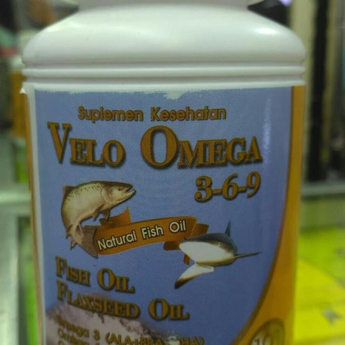 Omega 3-6-9 Velo Omega TERLARIS