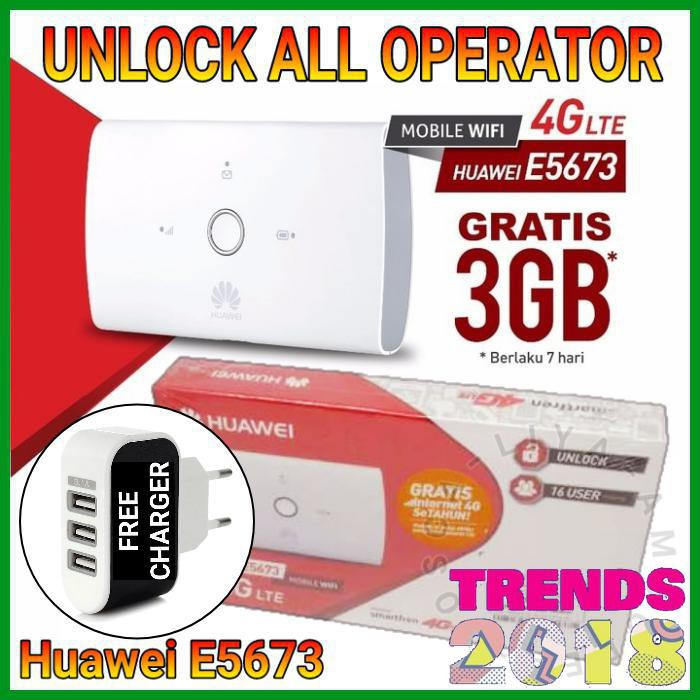 PROMO HARGA MURAH MiFi Modem Wifi Dongle USB Unlock 4G ALL Operator Indonesia | Shopee Indonesia