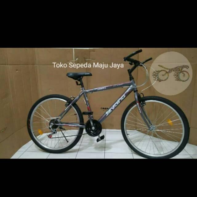 Sepeda gunung mtb murah Shopee Indonesia