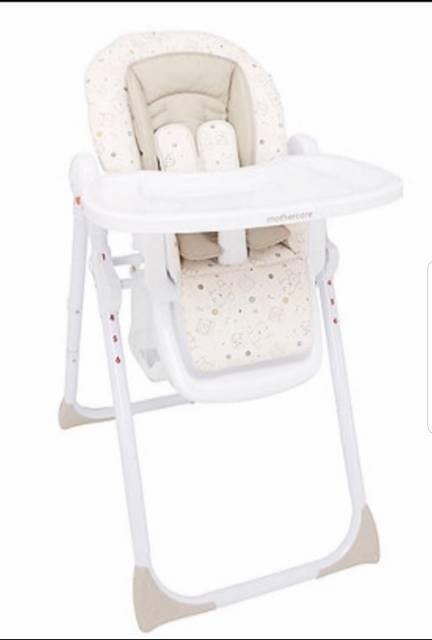 DISKON NEW and ORI Mothercare teddy's toy box highchair kursi makan bayi