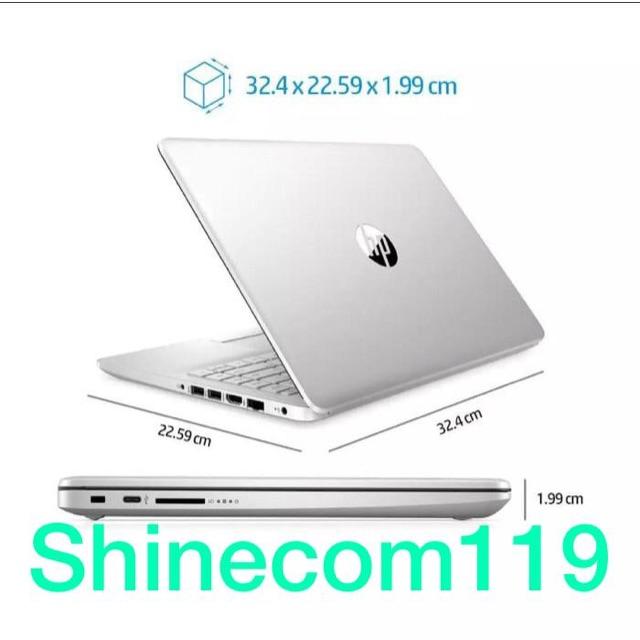 Laptop Hp 14s- intel Core i5-10210U 8Gb 512 14inch Vga Radeon 2Gb Win10 Slim