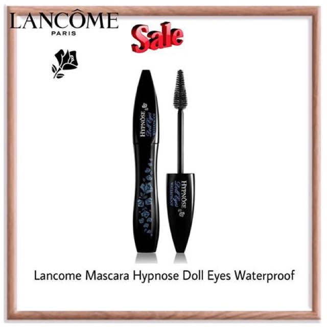 f8c01bb8db8 Lancome Hypnose Doll Eyes Mascara Waterproof | Shopee Indonesia