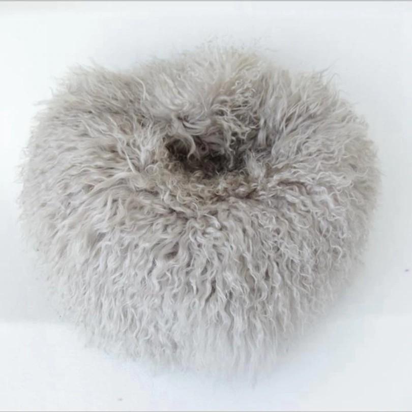 Baby Wool Curly Flokati Rug Blanket