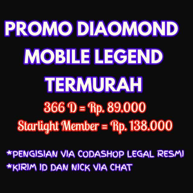 Promo Top Up Diamond Free Fire Shopee Indonesia