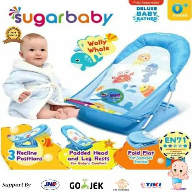Sugarbaby bather deluxebaby bather sugar baby new ex kado