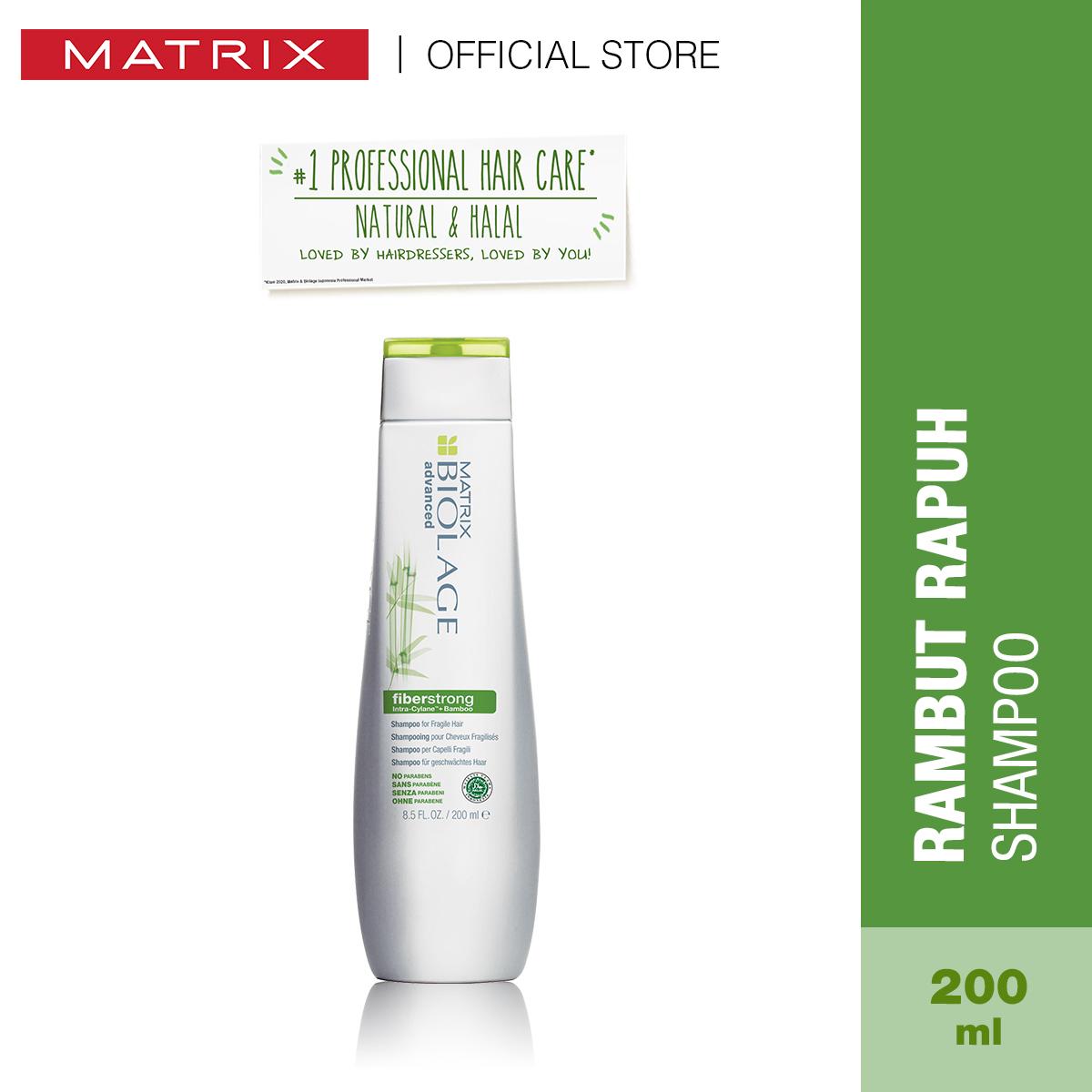 Matrix Biolage Fiberstrong Shampoo 200ml