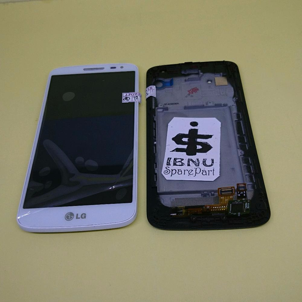Lcd Touchscreen Lg G2 Mini D620 D618 Fullset Original Shopee Indonesia Optimus G3 Stylus D690