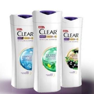 Shampo clear 160 ml