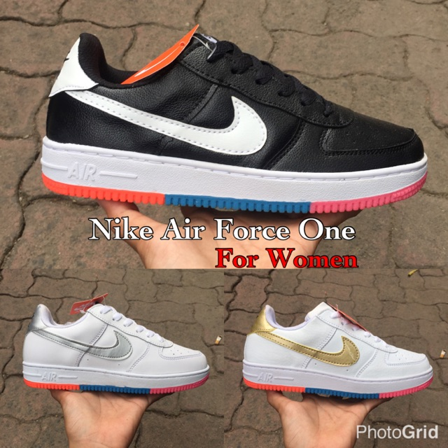 NIKE AIR FORCE ONE WANITA 206e83244c