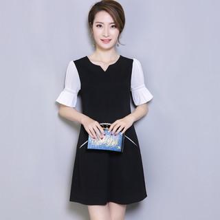 Musim panas versi Korea baru dari pakaian ukuran besar itu tipis di bagian panjang