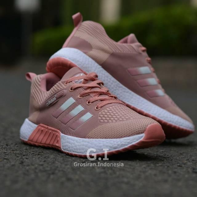Sepatu Adidas Neo Zoom Women Untuk Harian Olahraga Senam Zumba