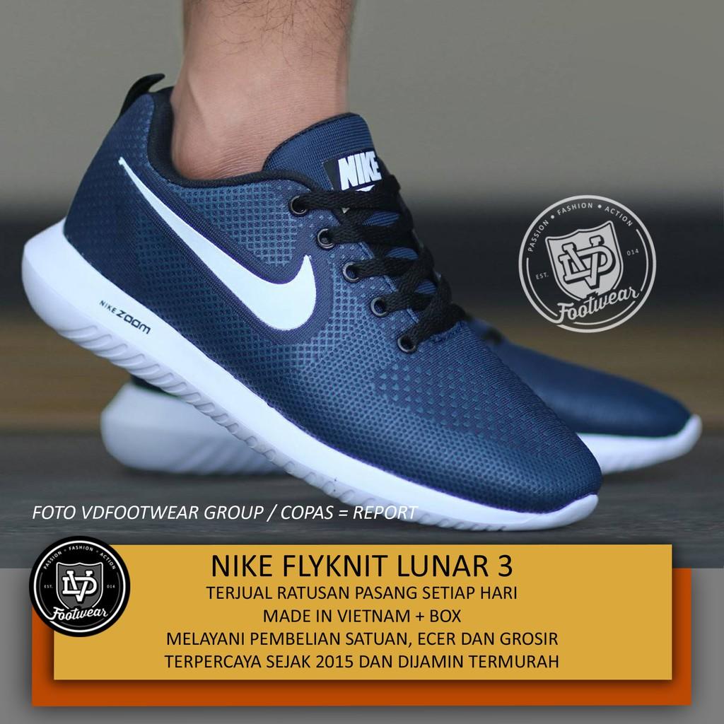 VDFootwear - NIKE KAISHI RUNNING SHOES SNEAKERS KASUAL SEPATU OLAHRAGA KETS  SEKOLAH KULIAH  b5675b2856