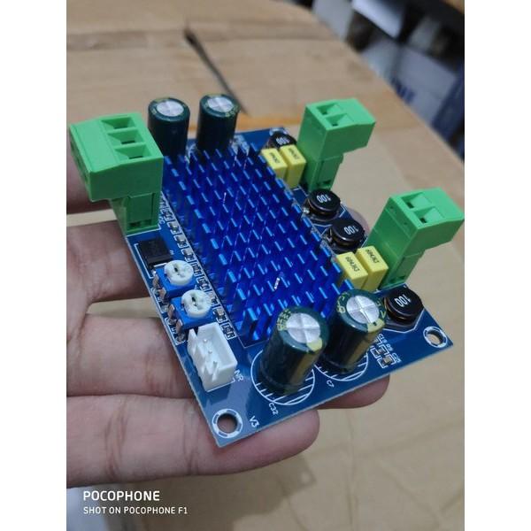 Eksklusif power amplifier class D power class D TPA3116D2 Stereo  Power Amplifier 2 x 120w Eksklusif