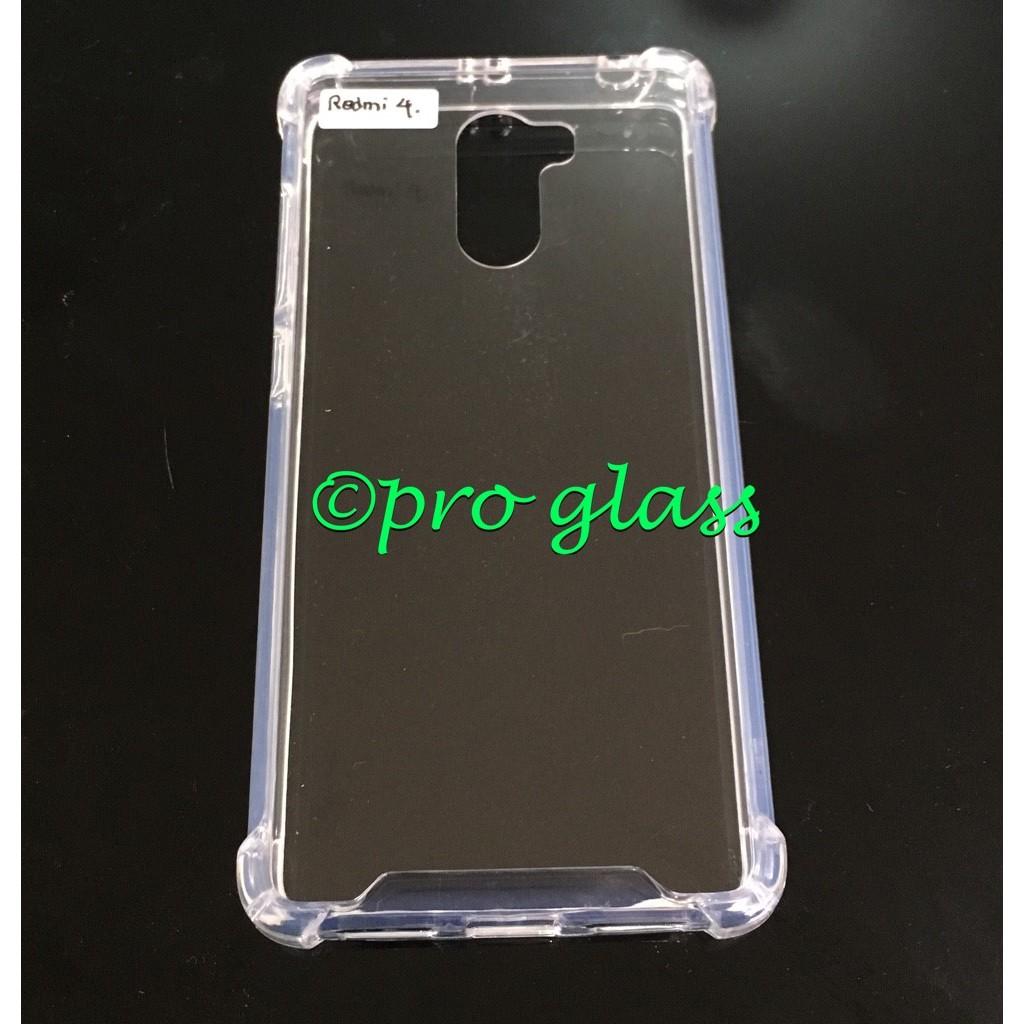 newest 493a7 8fafe Xiaomi REDMI 4 Anticrack / Anti Crack ACRYLIC Case Premium Quality
