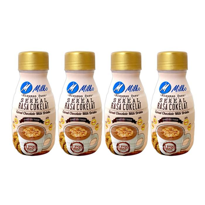 FREE Luncbox Milko Choco Drink Tiramisu 1 Carton 6 Inner 24 Scahet   Shopee Indonesia