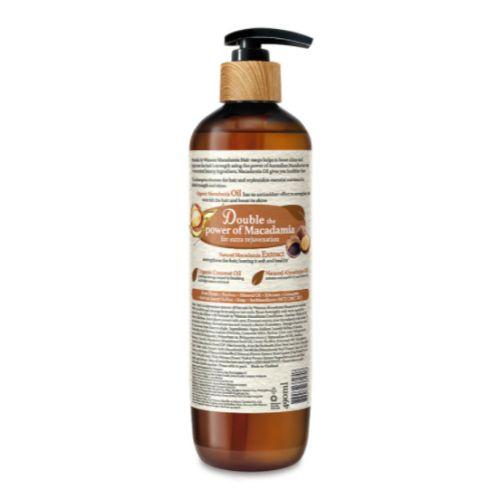 Naturals by Watsons Argan Shampoo Revitalising 490ml-2